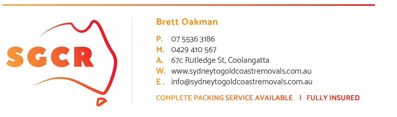 Sydney To Gold Coast Removals / Sydney To Gold Coast Removalists